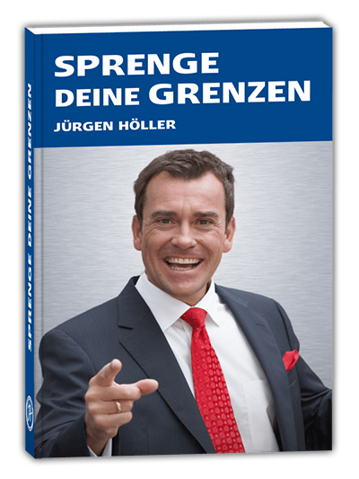 Felsenfestes Selbstbewusstsein mit Jürgen Höllers Bestseller